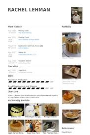 Pastry Chef Resume Cover Letter Sles Pastry Chef Resume Sles