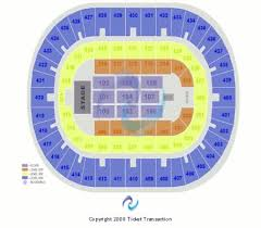 Cox Convention Center Seating Chart Cox Convention Center Tickets And Cox Convention Center