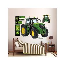 phantasievolle inspiration john deere wandtattoo und angenehme r tractor wall decals by fathead multicolor wand superb john deere wall decals
