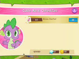 image cutie mark chronicles objectives mlp game png my little file cutie mark chronicles objectives mlp game png