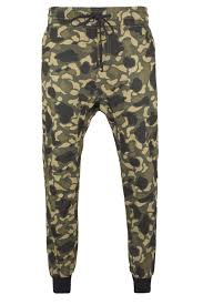 New Men Fleece Joggers Army Camo Joggers Pants Zipper Pockets ... & New Men Fleece Joggers Army Camo Joggers Pants Zipper Pockets Drawstrings L  XL ... Adamdwight.com