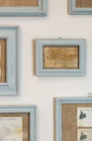 diy distressed wooden frames fresh how to distress picture frames with chalk paint