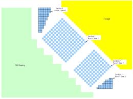 Minglewood Hall Seating Charts