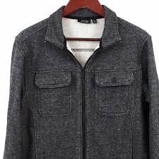apt 9 other apt 9 marled military jacket