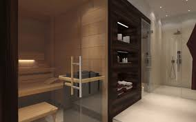Ideas and solutions for installing a sauna in your home spa
