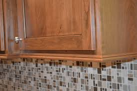 Maple Light Rail Molding Homey Design Cabinet Light Rail Moulding Stylish Ideas