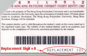 Authentication barcode Your To Enter No How Library User Polyu