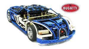 Touted as the fastest and most powerful super sports car in bugatti's history, the lego recreation is perhaps the closest we'll get to the real thing for us mere mortals. Lego Ideas Bugatti Veyron 16 4 Grandsport