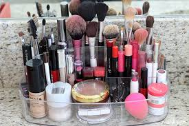 Makeup Ideas makeup tray : ... on my bathroom counter in this great acrylic