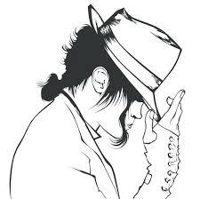 Michael Jackson Coloring Page Coloring Pages Michael Jackson