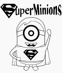 Small Picture Coloring Pages Childrens Film Free Minion Clipart Cartoon