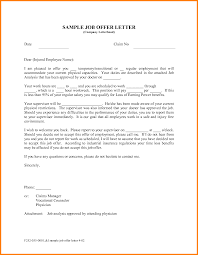 Samples Of Appointment Letter For An Employee Employment Offer Letter Template Word With Employees Joining Format