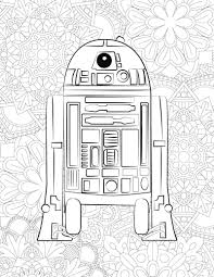 Free Star Wars Printable Coloring Pages Bb 8 C2 B5 Simple
