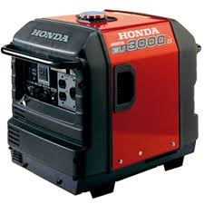 electric generator. Electric Generator Depot - Honda EU3000is Super Quiet Light Weight Inverter 3000W 120v Fuel Efficient With Parallel Capability And Oil Alert