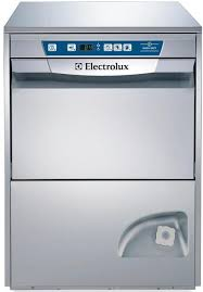 electrolux glasswasher. electrolux professional 502034 dishwasher with continous water softener - wras approved glasswasher e