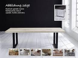 Bodahl Esstisch 240x100 Martin Eisengestell