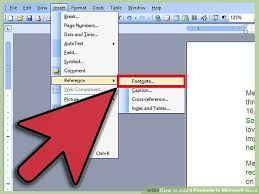 image titled add a footnote to microsoft word step 12