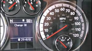 2010 Dodge Ram 1500 Check Engine Light Reset How To Reset The Oil Change Due Message On A Dodge Ram