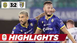 Hellas hat die Nase vorn | Hellas Verona - Parma 3:2 | Highlights
