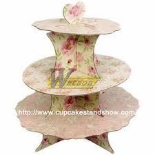 Sweet Display Stands CUPCAKE TREE CAKE STAND CARDBOARD CUPCAKE STANDcardboard 97
