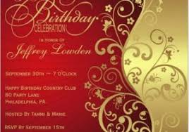 60th Birthday Party Invitation Templates Free Download 23 60th