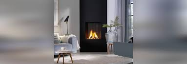 new gas fireplace by thermocet bv