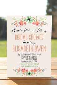 best 25 bridal invitations ideas on pinterest bridal shower Wedding Shower Invitations When To Send Out printable bridal shower invite, rustic bridal shower white color and flowers completely customizable with bridal shower invitations when to send out