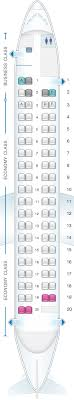 Dhc 8 400 Dash 8q Seating Chart Seat Map Eurowings Bombardier Q400 Seatmaestro