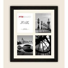 ptm images 4 opening 8 in x 10 in white matted black photo