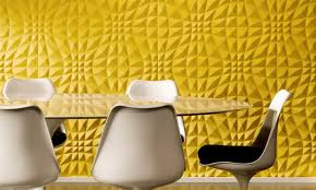 Flex Enigma An Exquisite Three Dimensional Textile Wallcovering