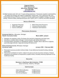 Medical Coder Resume Magnificent Where To Get Medical Billing And Coding Certification Medical Coding
