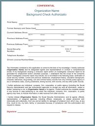 Background Check Authorization Form Fascinating Background Check Form Bing Afghans Pinterest Sample Resume