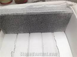 gray g654 sesame black granite
