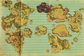 ドラクエ 9 宝 の 地図 検索