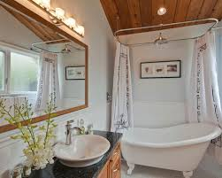 clawfoot tub and shower combo. stunning freestanding tub with shower free standing houzz clawfoot and combo