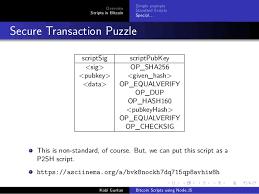 Green = op_2 blue = op_1 purple = addition op_add. Bitcoin Scripts Using Node Js Kobi Gurkan