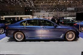 608 HP BMW Alpina B7 BiTurbo Looks Quietly Elegant Under Geneva's ...
