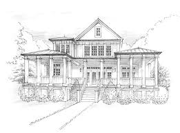 Homey Design Architecture House Sketch 4 The Importance Of Sketches