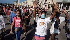 Cuba Protesters: How U.S. Can Help ...