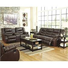 ashley electric reclining sofa parts signature design by acieona recliner with drop down table in slate