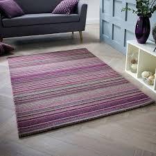 lavender rug hand woven wool purple 8x10 lavender rug