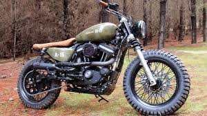 australian motorcycle customizers build a harley based scrambler