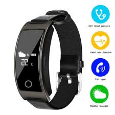 Blood Pressure Smart Watch Heart Beat Detection A Doctor
