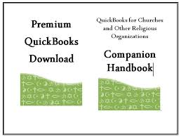 Quickbooks For Churches Desktop Files Without The Book