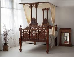 Poster Bedroom Furniture Marvelous 4 Poster Bed Canopy Curtains Pics Design Inspiration