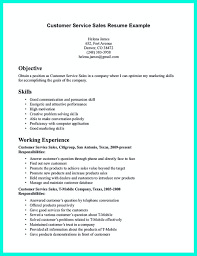 Pin On Resume Sample Template And Format Customer Service Resume