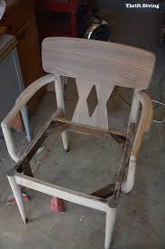 Can I Save This Mid-Century Modern Chair Makeover??