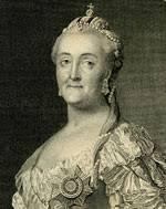 Екатерина II <b>Алексеевна</b>