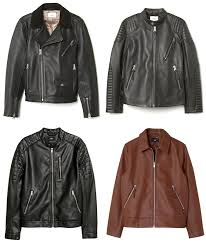 it also offers premium quality real leather jackets that still belie their tag the range changes fairly frequently but the brand tends to stick