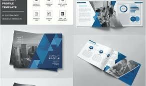 Brochure Template Fresh Digital Templates Free Vector